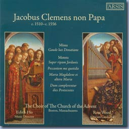 cover of Clemens non Papa CD