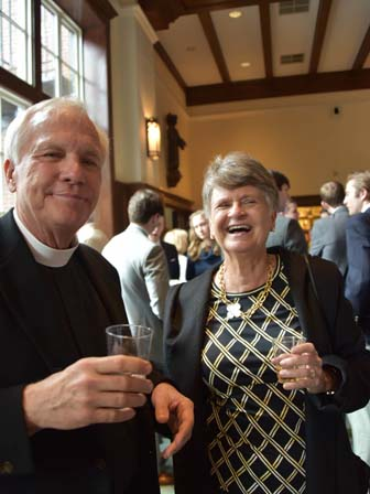 Dr and Mrs Willimon