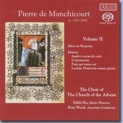 cover of Manchicourt vol 2 CD