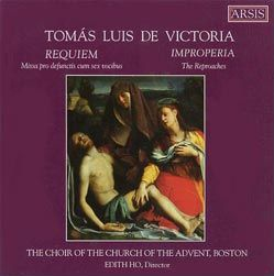 cover of Victoria CD