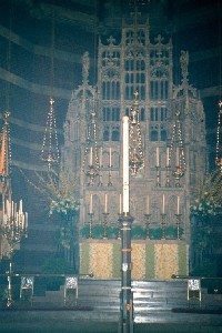 giant Paschal Candle